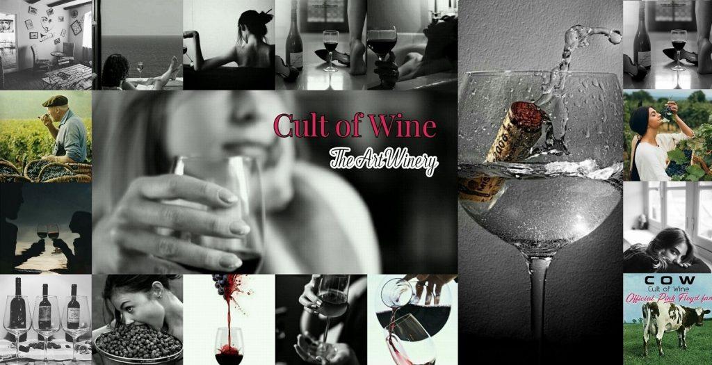 Cult of Wine Művészpince főoldal