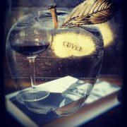 dali könyv és bor
