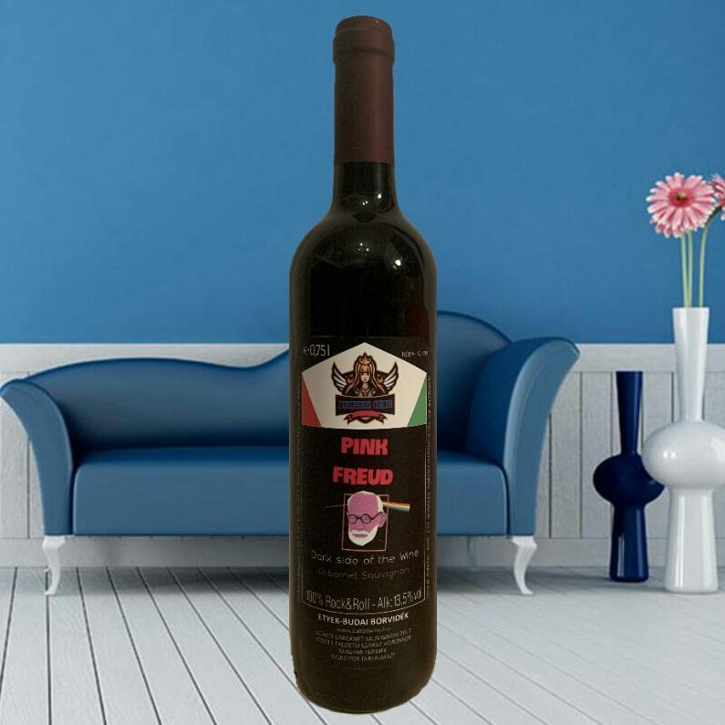 Dark Side of the Wine